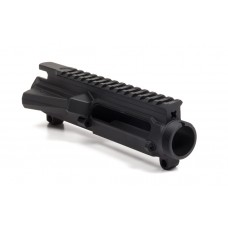 Aero M4E1 Threaded Stripped Upper Receiver - Anodized Black