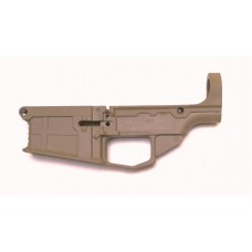 JMT (James Madison Tactical) .308 80% Polymer Lower Receiver with FREE machining jig - FDE