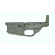 JMT (James Madison Tactical) .308 80% Polymer Lower Receiver with FREE machining jig - OD Green (ODG)